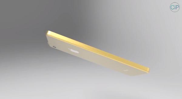 Tuyệt đỉnh concept iPhone Phablet không viền màn hình 11
