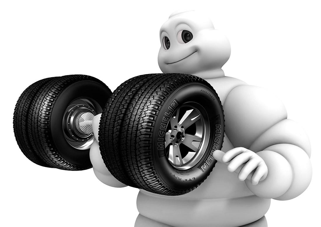Công nghệ lốp xe mới : Càng chạy càng bền 2