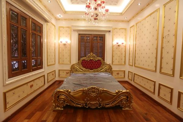 Phòng ngủ Tổng thống, nhà tắm đế vương của đại gia Việt 6