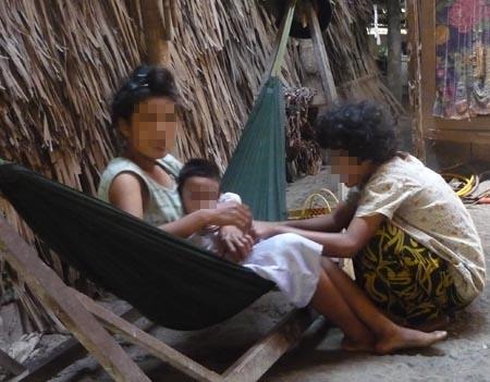 Hình ảnh Bi kịch: 2 anh trai cưỡng hiếp em gái ruột đến sinh con số 2