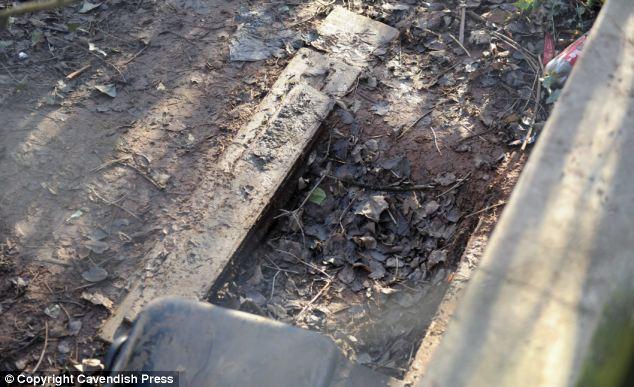 Đào hơn 15 mét đường hầm để trộm máy rút tiền tự động 12
