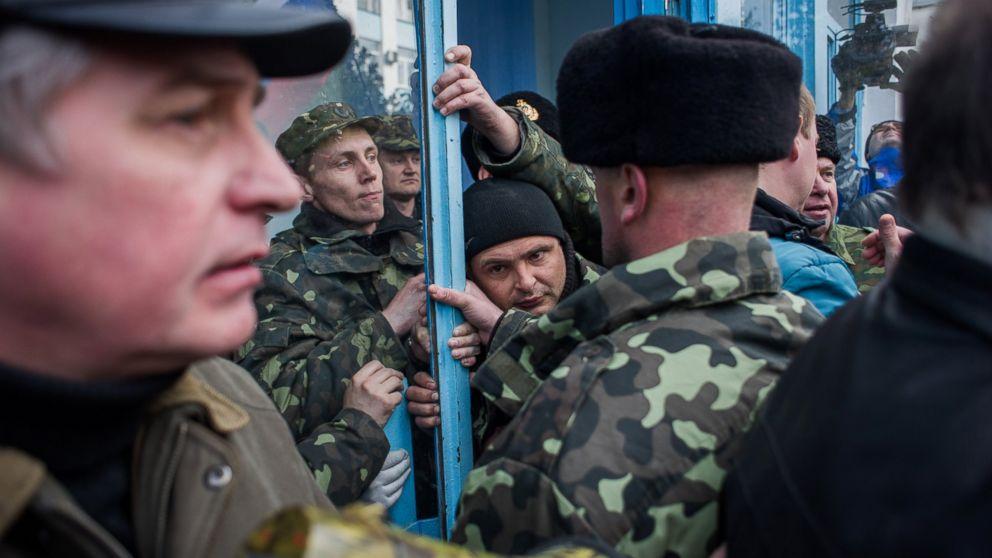 Tàu chiến bị tịch thu, quân đội Ukraine tiếp tục bị đe dọa 5
