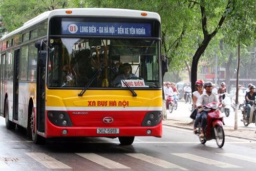 Vé xe bus Hà Nội tăng gần 50\% 5