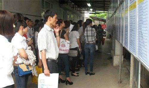 Hơn 72.000 thạc sĩ, cử nhân thất nghiệp