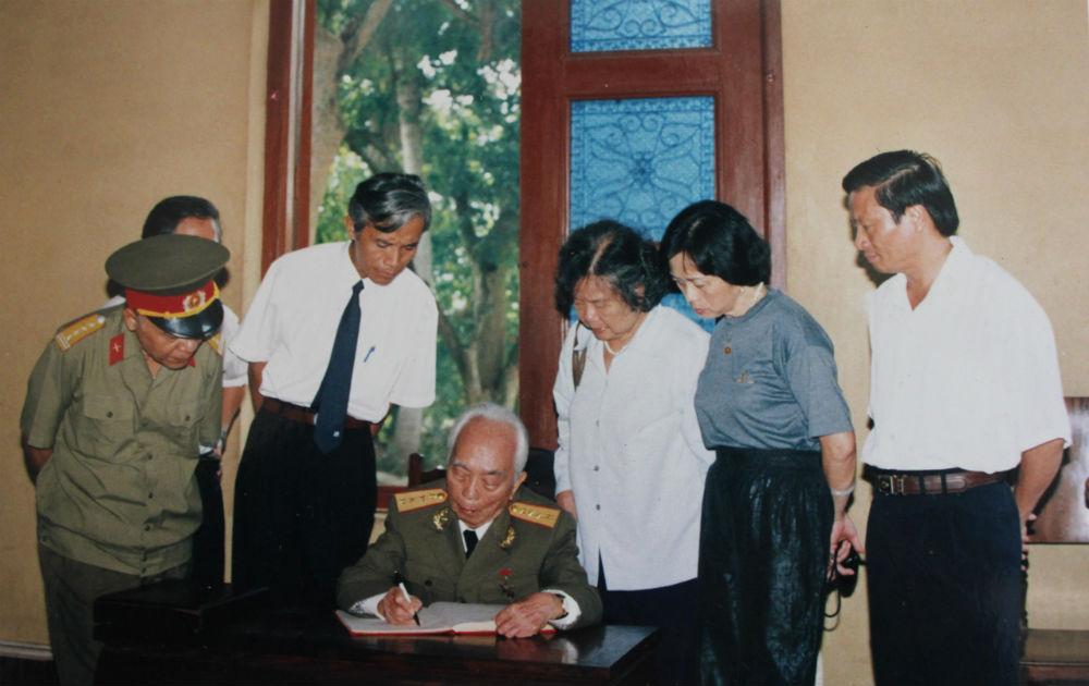 Lưu bút đau đáu của Đại tướng Võ Nguyên Giáp 4