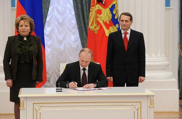 Tổng thống Putin kí sắc lệnh cuối cùng hoàn tất sáp nhập Crimea 6