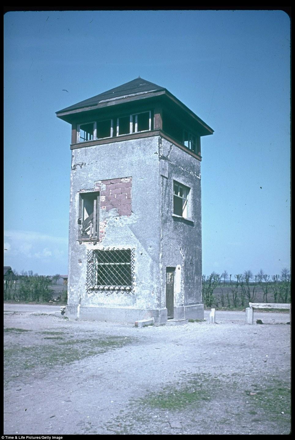 Hình ảnh Những hình ảnh lạnh người về trại tập trung Dachau thời Phát xít Đức số 15