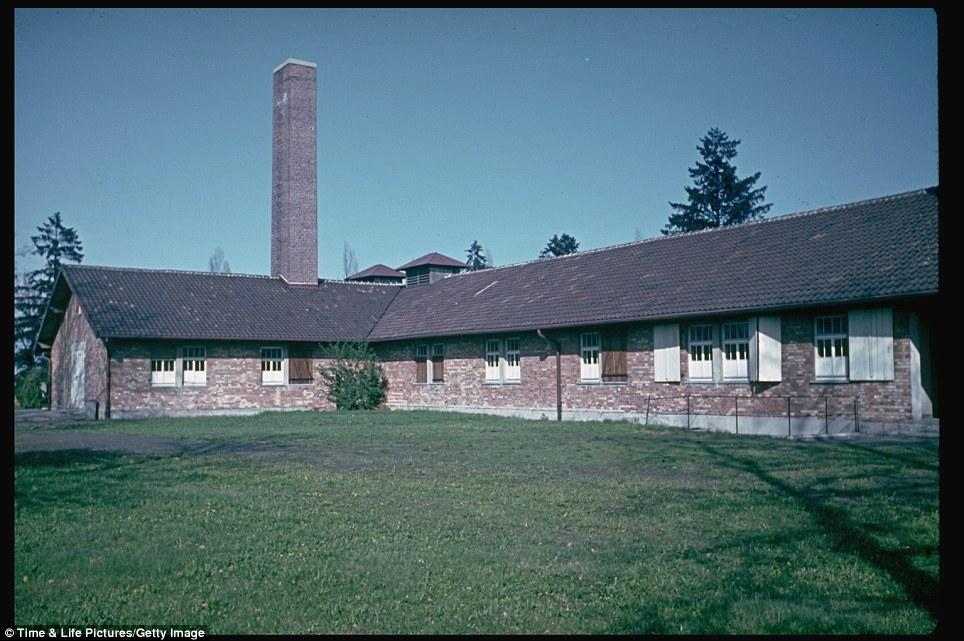Hình ảnh Những hình ảnh lạnh người về trại tập trung Dachau thời Phát xít Đức số 2