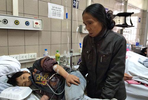 Gần một nửa số bệnh nhân ngộ độc nấm đã tử vong 5