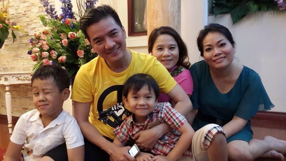 Đàm Vĩnh Hưng chia sẻ những khoảnh khắc hạnh phúc bên gia đình 7