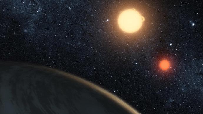 Hình ảnh Phát hiện thêm hành tinh ngoài Hệ Mặt trời giống Trái Đất số 1