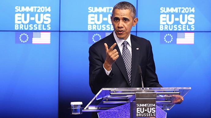 Tổng thống Obama: NATO cần thường xuyên hiện diện ở Đông Âu 6