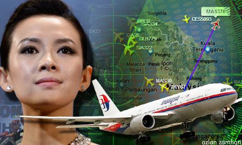 Sao Trung Quốc tẩy chay Malaysia sau vụ tìm kiếm MH370 5