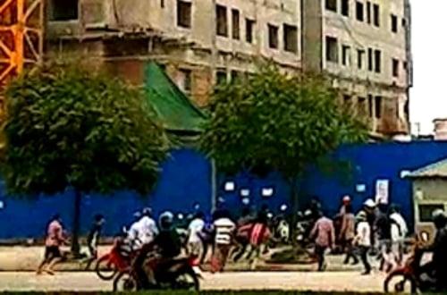 20 công nhân truy sát kinh hoàng giữa thủ đổ Hà Nội 5