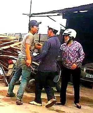 20 công nhân truy sát kinh hoàng giữa thủ đổ Hà Nội 6