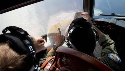 Vệ tinh Nhật phát hiện 10 mảnh vỡ nghi của máy bay mất tích MH370 5