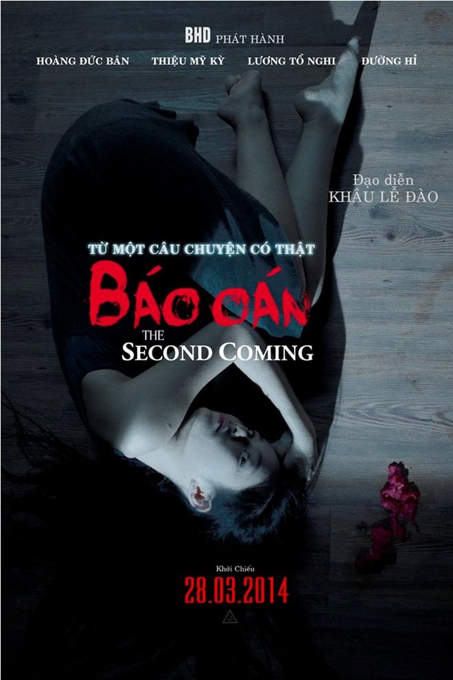 Báo oán – Phim kinh dị mới của điện ảnh Hong Kong 10