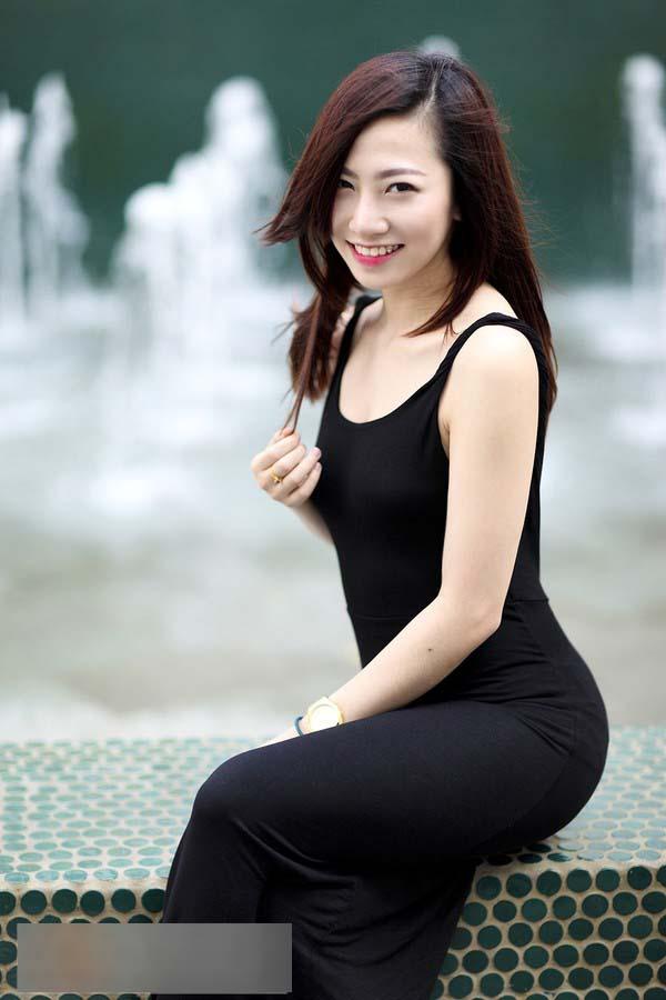 Gặp Vân Anh - huấn luyện viên thể hình 9x xinh đẹp và nóng bỏng 19