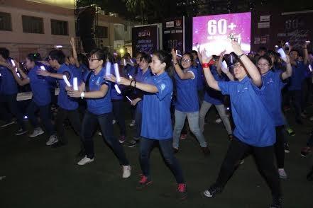 Chùm ảnh: Việt Nam tắt đèn hưởng ứng Giờ Trái Đất 2014 6