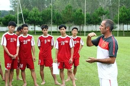 """U19 Việt Nam rơi vào bảng """"tử thần"""" giải U19 Đông Nam Á 5"""