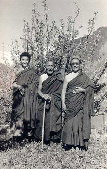 Hình ảnh Đức Pháp vương Gyalwang Drukpa hiện thân của Đức Phật Quan Âm số 3