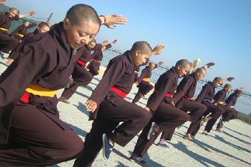 Hình ảnh Đức Pháp vương Gyalwang Drukpa hiện thân của Đức Phật Quan Âm số 6