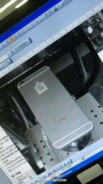 Rò rỉ hình ảnh iPhone 6 từ nhà máy Foxconn 6
