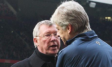 Sir Alex tái xuất, HLV Wenger bất ngờ bị sa thải 1
