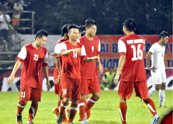 Brunei mời U21 Việt Nam tham dự giải U21 Quốc tế 2014 5