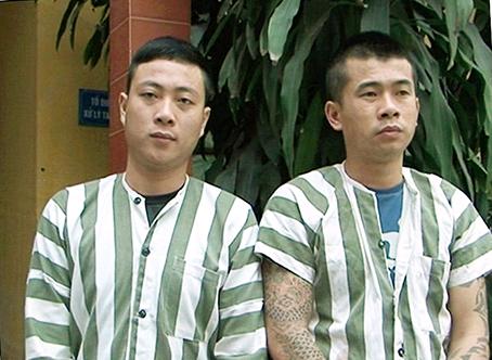 2 côn đồ vụ hỗn chiến kinh hoàng tại Quảng Ninh ra đầu thú 4