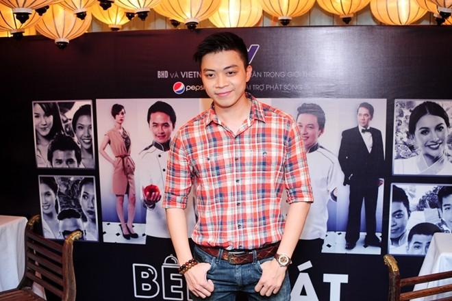 Sơn Tùng M-TP nổi bật trong buổi ra mắt phim Bếp hát 11