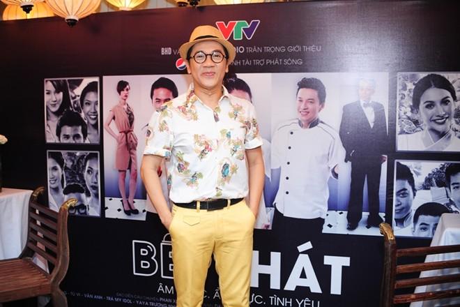Sơn Tùng M-TP nổi bật trong buổi ra mắt phim Bếp hát 12