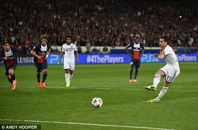 PSG 3-1 Chelsea: Bộ đôi tội đồ Terry - Luiz 5