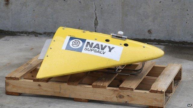Thiết bị định vị hộp đen Mỹ gia nhập binh đoàn tìm kiếm máy bay MH370 6