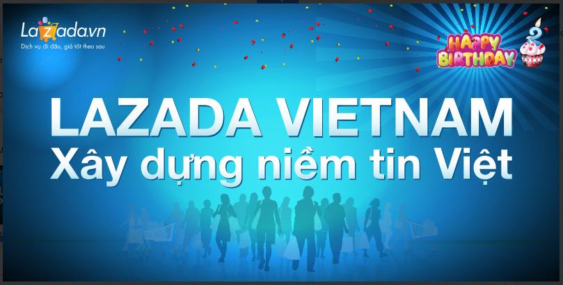 Tham vọng của Lazada tại thị trường Việt Nam 6