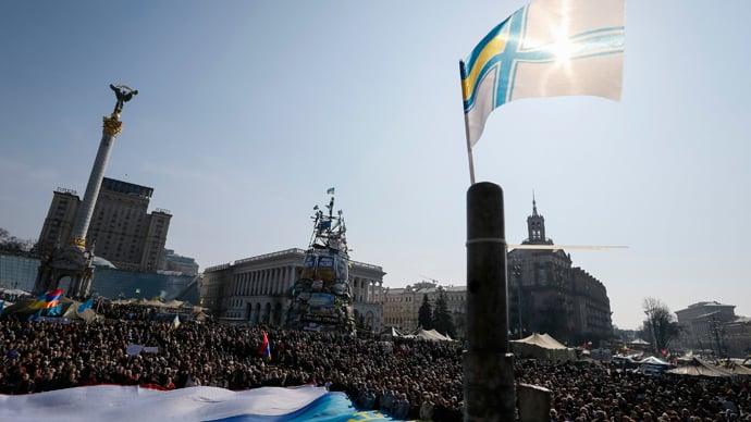 Ukraine: Nhà báo biểu tình lật đổ Tổng thống bị bắt cóc và sát hại 6