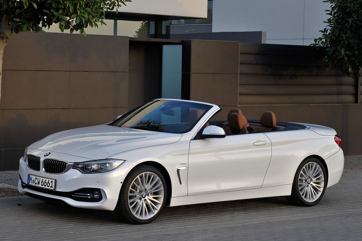 BMW chính thức công bố giá BMW M4 mui trần 5