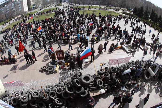 Moscow cảnh báo Ukraine về nguy cơ nội chiến 6