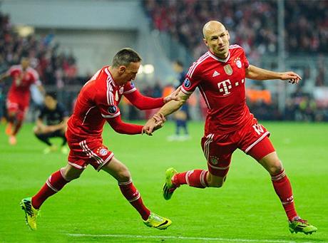 Bayern 3-1 Man Utd: Hùm xám phá tan giấc mơ của Quỷ 6