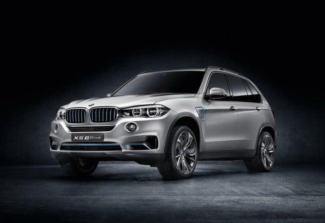 Hình ảnh BMW X5 eDrive : 3,8l xăng cho 100 km số 1