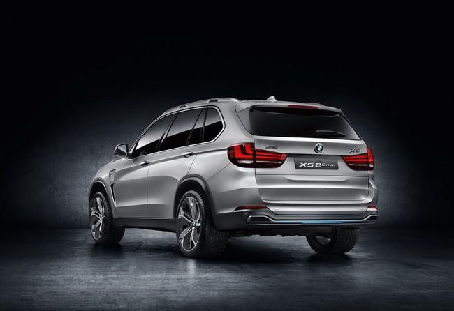 Hình ảnh BMW X5 eDrive : 3,8l xăng cho 100 km số 3