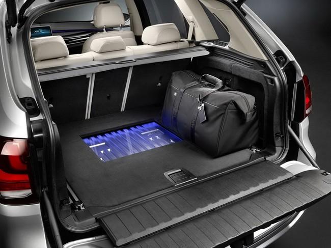 BMW X5 eDrive : 3,8l xăng cho 100 km 8