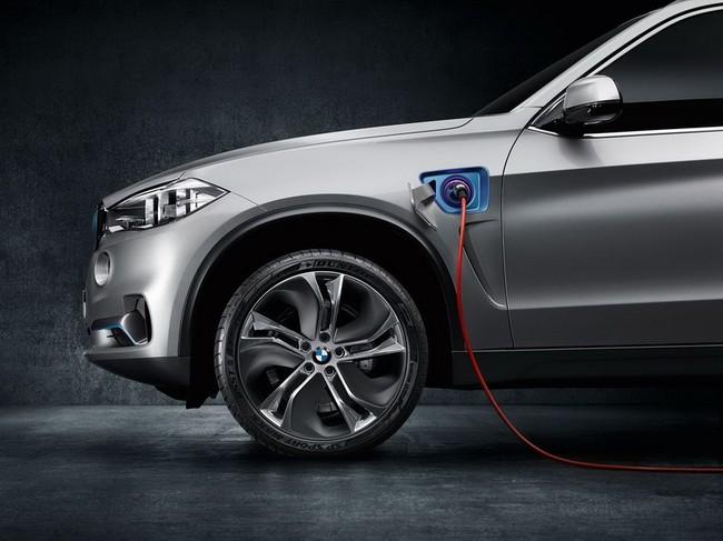 BMW X5 eDrive : 3,8l xăng cho 100 km 9