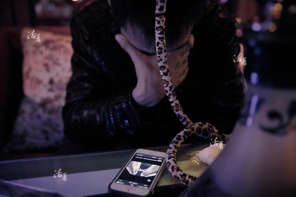 Rơi nước mắt với bộ ảnh 'Tình yêu mất tích' trên chuyến bay MH370 7
