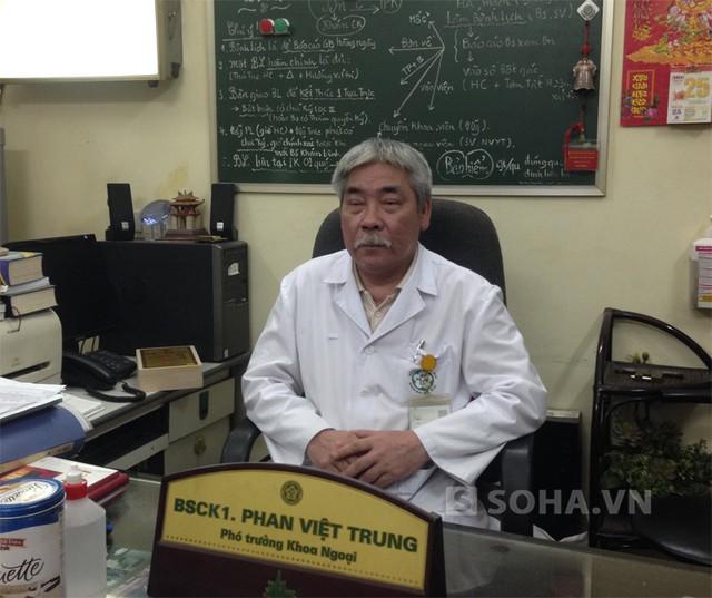 """BS Bạch Mai: """"Tường nên làm công việc về y tế trong tù"""" 5"""