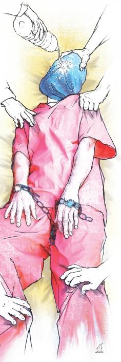 CIA lừa Bộ Tư pháp Mỹ để tra tấn tù nhân 5