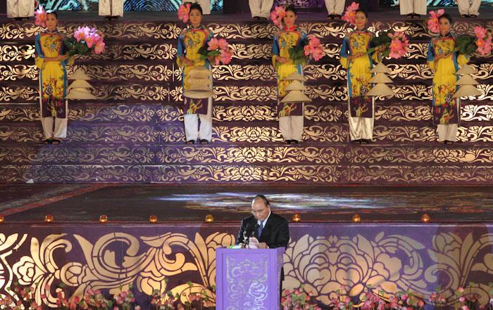 Lễ khai mạc Festival Huế 2014 hoành tráng và ấn tượng 6
