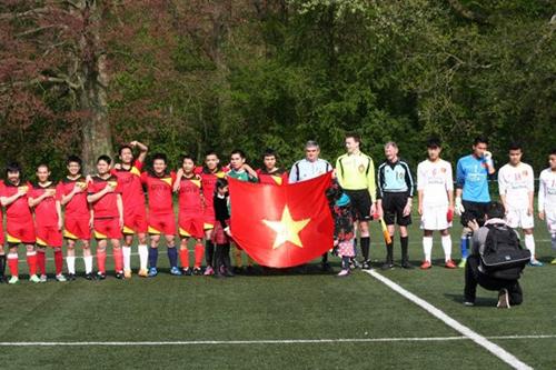 U19 Việt Nam vùi dập đối thủ với tỉ số siêu đậm 28-0 6