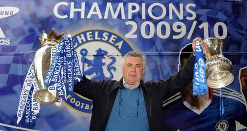 Real Madrid và Ancelotti: Lần đầu cho cả hai 5