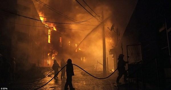 Chile: Cháy rừng khủng khiếp, 1000 ngôi nhà bị 'nuốt gọn' 11